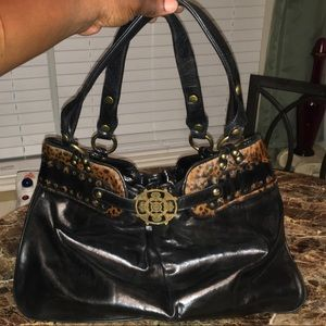Black Kate Landry Collections Purse